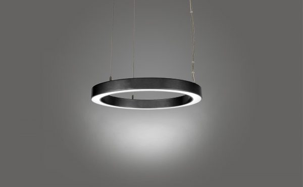 LED Ring pendant light 650mm