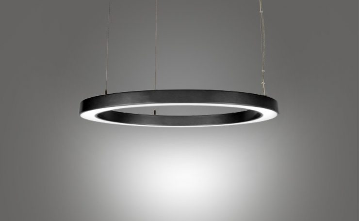 LED Ring pendant 1200mm